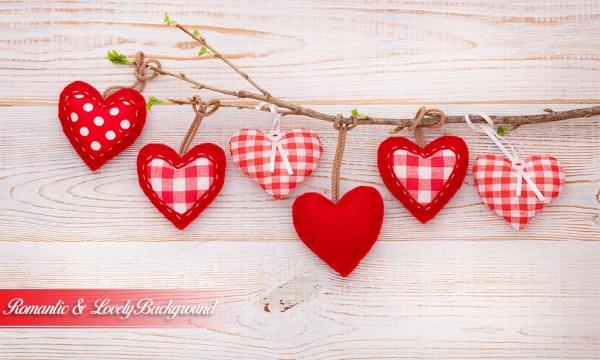 10 بک گراند عاشقانه و رمانتیک با کیفیت بالا مناسب برای طراحی ، گرافیک و …