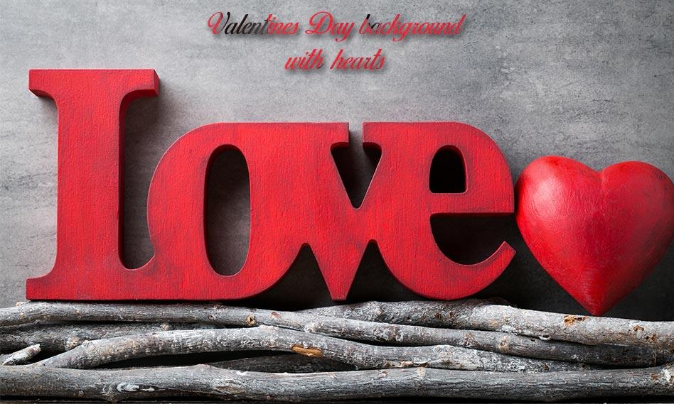 26 بک گراند قلب رمانتیک و عاشقانه با کیفیت بالا مناسب برای طراحی