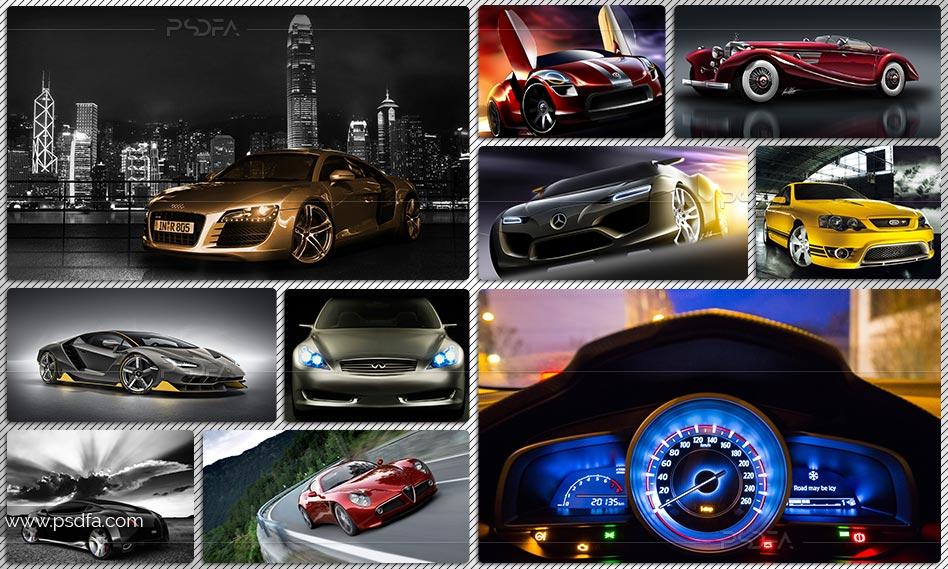 150 عکس و والپیپر ماشین های لوکس با کیفیت بالا برای دستگاه های مختلف