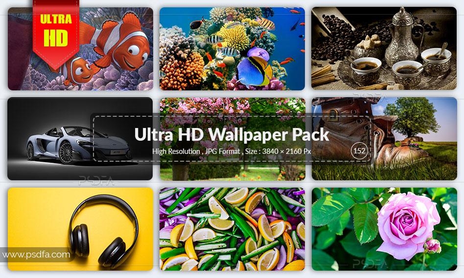 30 والپیپر متنوع برای دسکتاپ با کیفیت Ultra HD – 4K