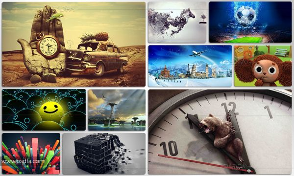 75 والپیپر و تصویر هنری خلاقانه با کیفیت HD برای دیوایسهای مختلف
