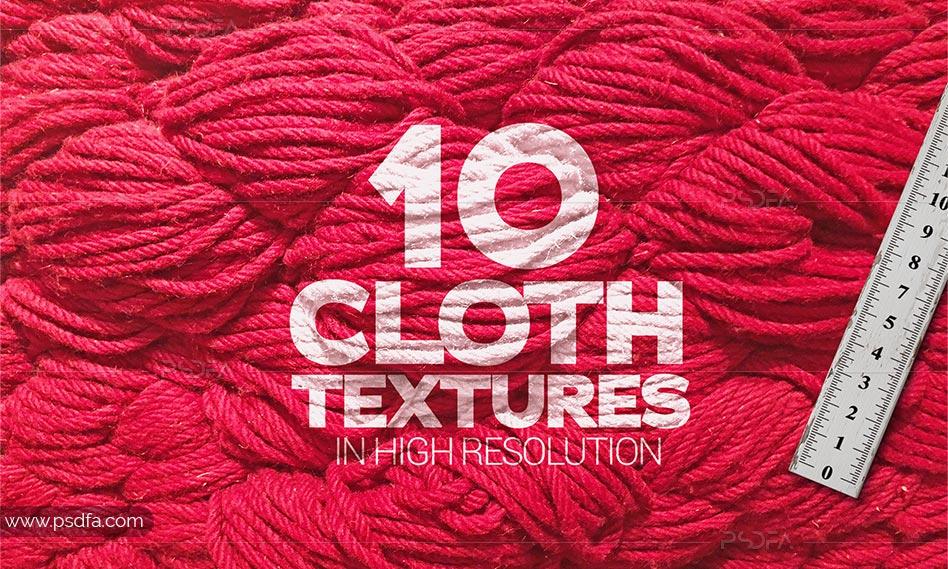 بکگراند و تکسچر لباس و پارچه با کیفیت بالا مناسب برای طراحی