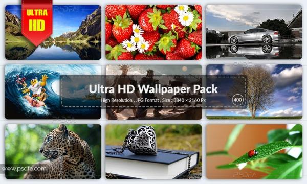مجموعه والپیپر و تصاویر زمینه مختلف با کیفیت 4K