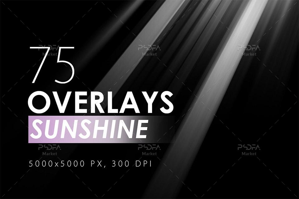 افکت نور و تابش آفتاب بر روی عکس و تصاویر با کیفیت بالا