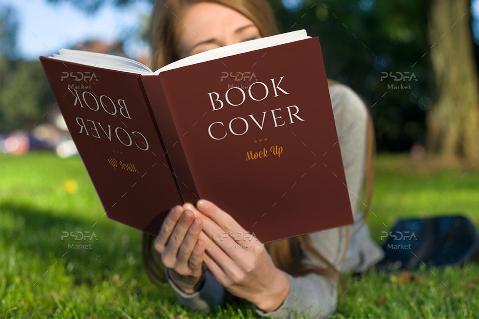 موکاپ کاور و جلد کتاب