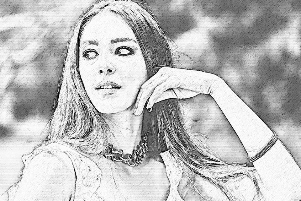 تبدیل عکس به نقاشی پرتره