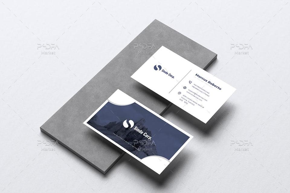 تراکت و کارت ویزیت شرکتی