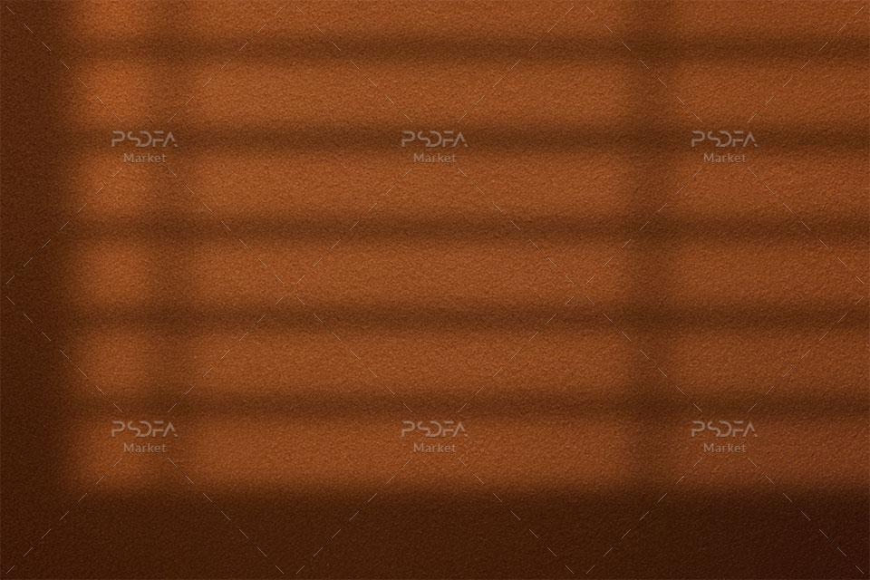 افکت سایه در و پنجره داخل ساختمان