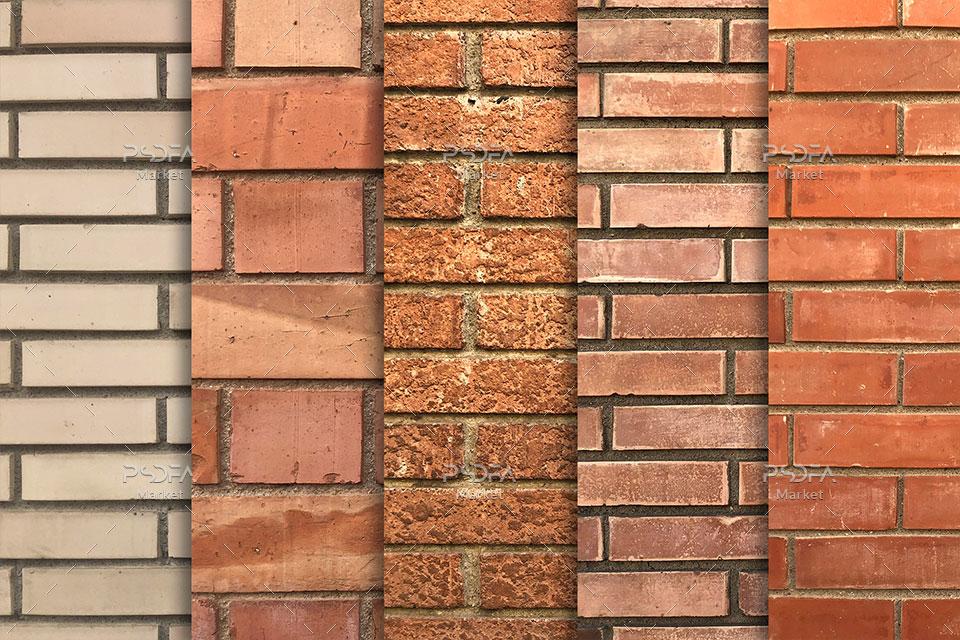 تکسچر دیوار آجری
