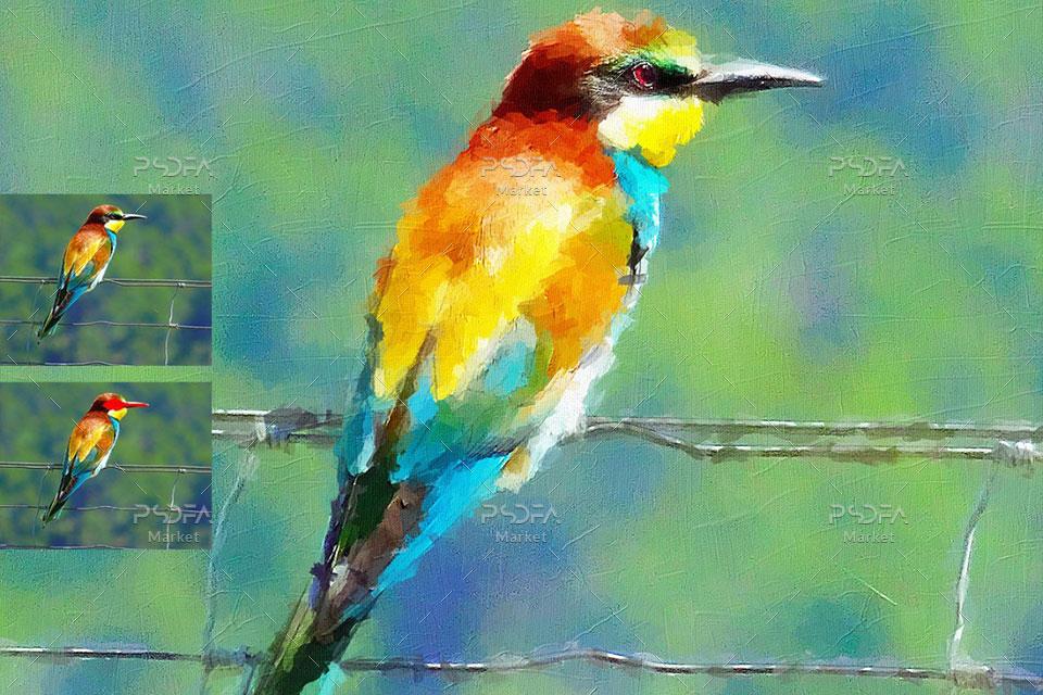 تبدیل عکس به نقاشی