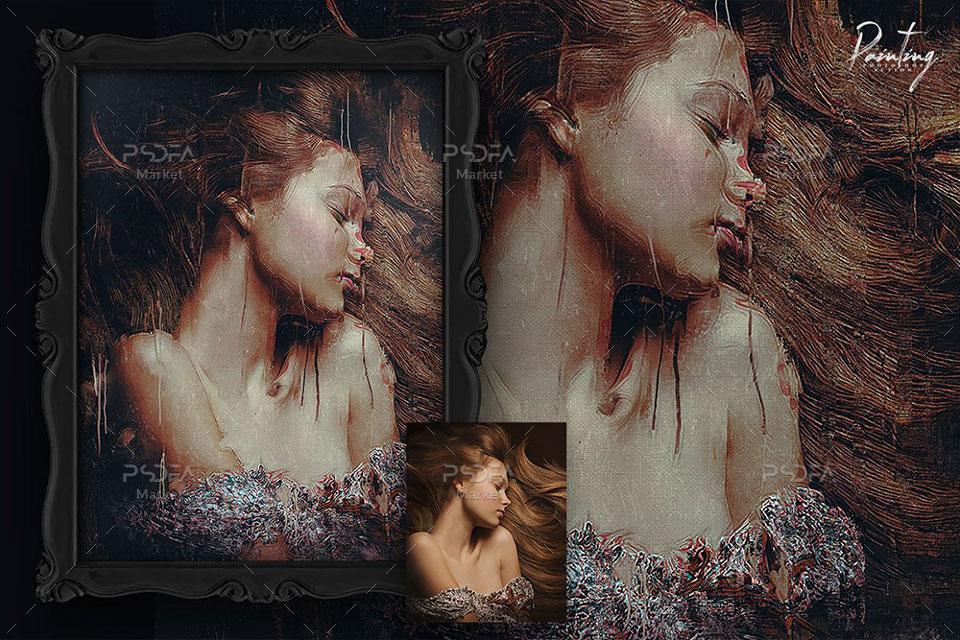 تبدیل عکس به نقاشی و پوستر هنری